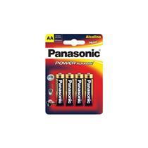 Pilha Alcalina Pequena AA Cartela com 04 Unidades Panasonic