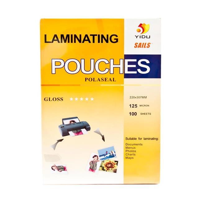 6bfada3b7 Polaseal para Plastificação 220 x 307 Pacote com 100 unidades Plaspiral
