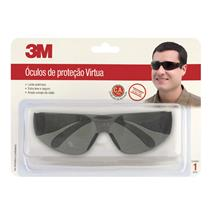 0997db3a0 Óculos de Proteção Virtua Cinza 3M